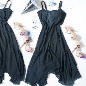 Vintage 90's Cocktail Formal maxi Dress